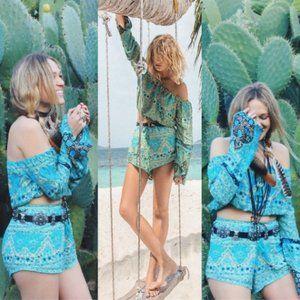 Spell 🌵   Aloha Fox Shorts